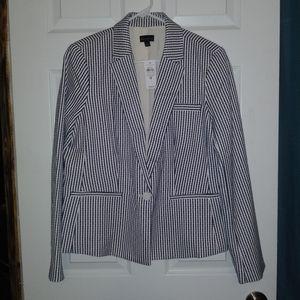 Ann Taylor Blazer Jacket Size 12